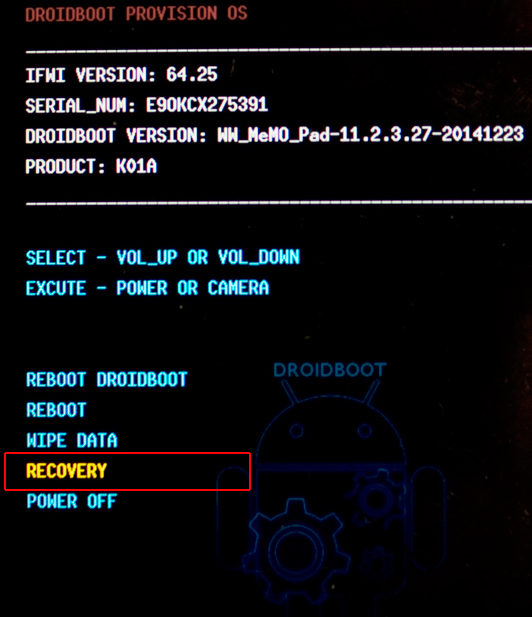 bootloader-recovery