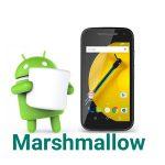 Motorola は Moto E 2015 LTE に Marshmallow を提供すると発表!