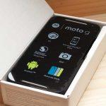 Moto G 2nd LTE XT1072 が届いた