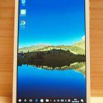 Windows10 /Android OS デュアルブート対応 8インチ低価格タブレット Onda V80 Plus レビュー!