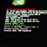 Moto E 2nd 4G LTE XT1524 Bootloader unlock した