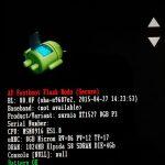 Moto E 2nd 2015 LTE XT1527(US版)をWCDMA Band6に対応させる