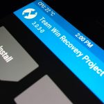 Lenovo P2 [P2a42] に TWRP recovery を導入!