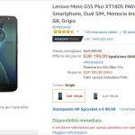 本日限定 Moto G5s Plus が €163(21,679 Yen) で買える!