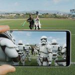 Google Pixel 3 以外のスマホで Star Wars AR ステッカー(Playground) を使う方法