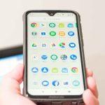 Motorola Moto G7 Plus ハンズオン! デュアル Volte に対応